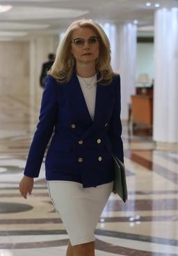 Заместитель Председателя Правительства Российской Федерации Татьяна  Голикова