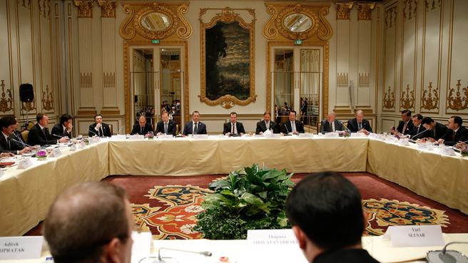 Встреча с представителями российских и таиландских деловых кругов