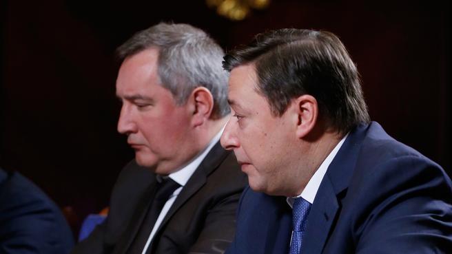 Заместитель Председателя Правительства Александр Хлопонин