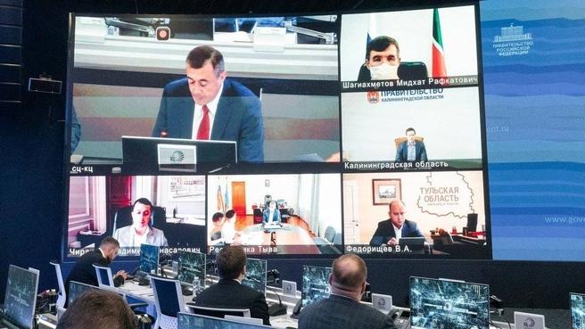 Второе заседание Комиссии Госсовета по направлению «Инвестиции»
