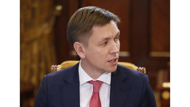 Доклад Константина Носкова на заседании президиума Совета при Президенте России по стратегическому развитию и национальным проектам
