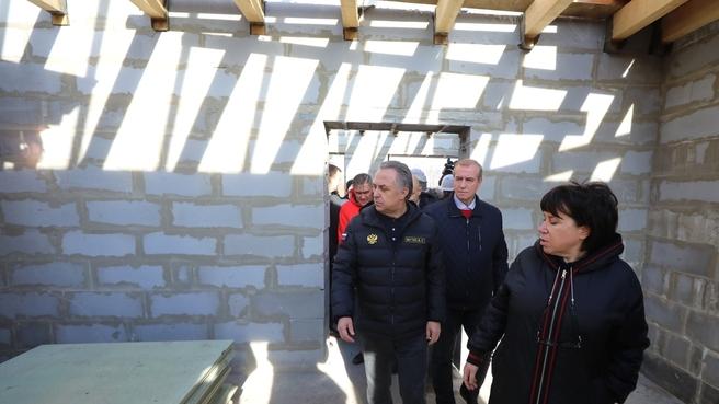 Рабочая поездка Виталия Мутко в Иркутской области