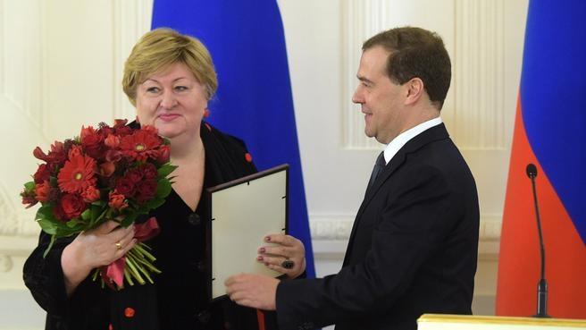 С главным редактором журнала «Мурзилка» Татьяной Андросенко