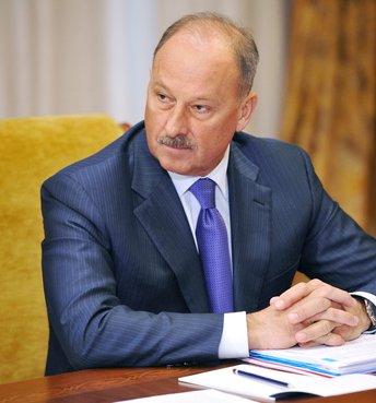 Глава Внешэкономбанка Владимир Дмитриев