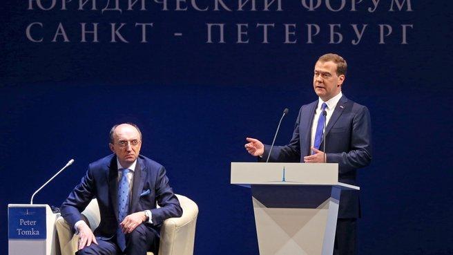 The 3rd St Petersburg International Legal Forum