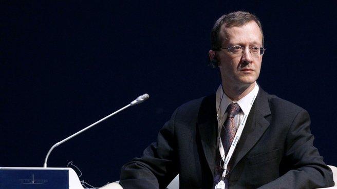 Выступление декана юридического факультета Оксфордского университета Тимоти Эндикотта на III Петербургском международном юридическом форуме
