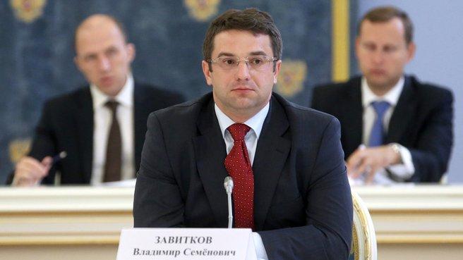 Генеральный директор ООО «Центр идентификации» Владимир Завитков