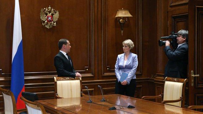 Интервью телеканалу Russia Today
