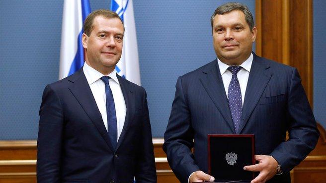 С заместителем начальника Финансово-экономического департамента ОАО «Газпром» Александром Душко