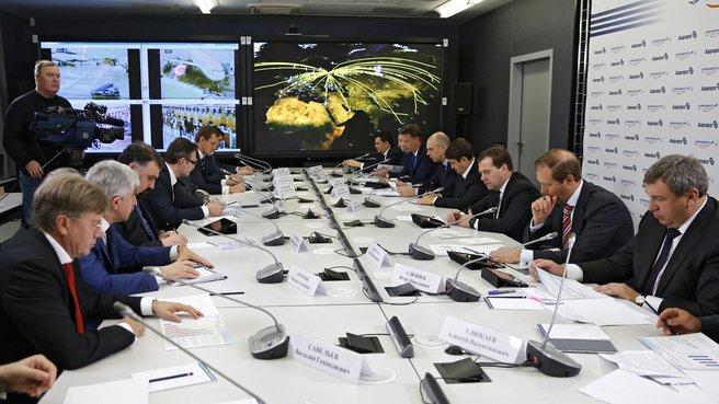 Совещание по развитию региональной авиации
