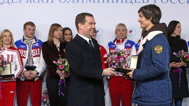 С двукратным олимпийским чемпионом в сноуборде Виком Уайлдом