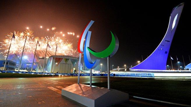 Открытие зимних Паралимпийских игр в Сочи 7 марта. Фото РИА Новости