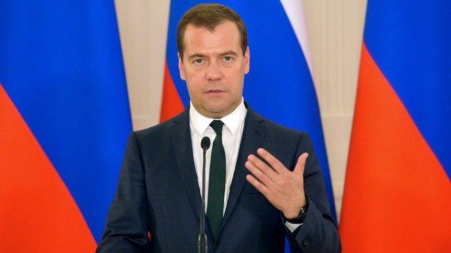 Церемония вручения премий Правительства Российской Федерации 2013 года в области качества