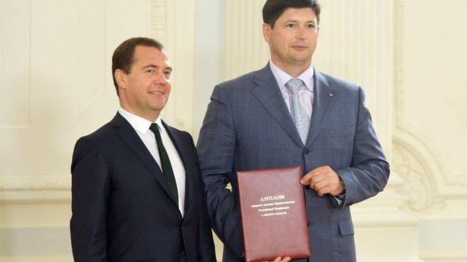 С директором ООО «ТМС групп» Ренатом Нугайбековым
