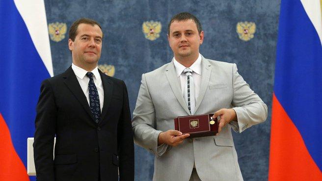Со старшим преподавателем Ивановского государственного энергетического университета имени В.И.Ленина Евгением Григорьевым