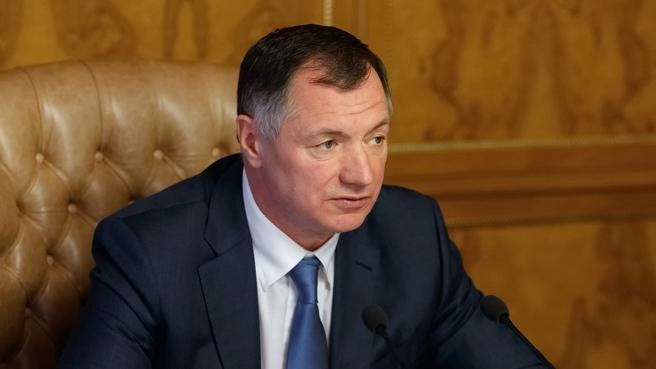 Совещание о развитии Омской области