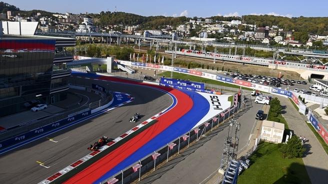 Состоялось заочное заседание организационного комитета по подготовке и проведению российского этапа чемпионата мира FIA «Формула-1»