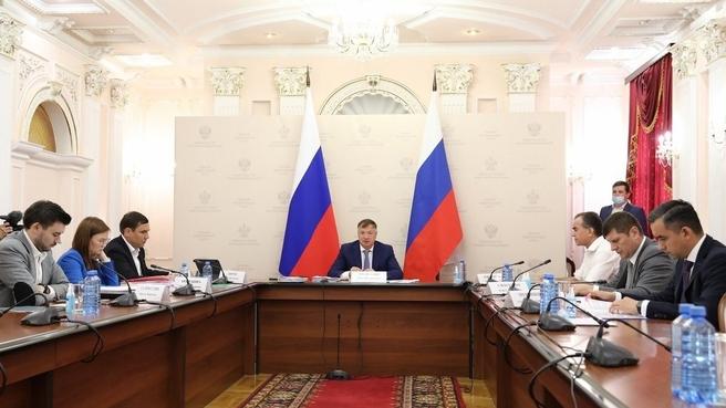 Марат Хуснуллин провёл заседание Президиума Правительственной комиссии по региональному развитию