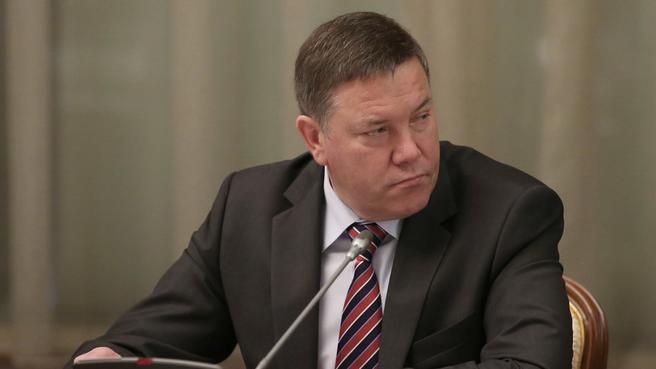 Губернатор Вологодской области Олег Кувшинников