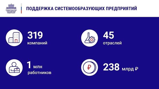 К отчёту о  деятельности Правительства России за 2020 год. Слайд 11
