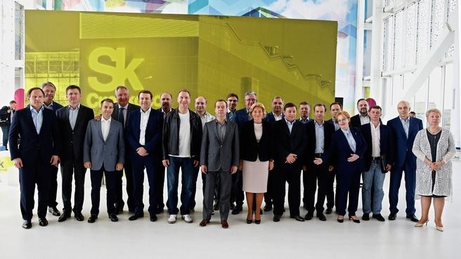 Семинар для членов Правительства России