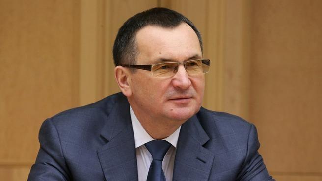 Министр сельского хозяйства Николай Фёдоров