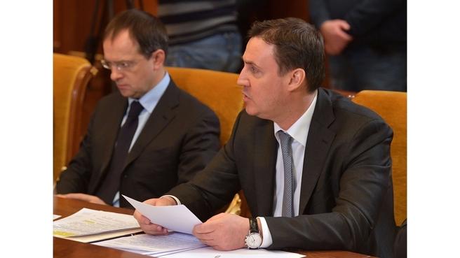 Доклад Дмитрия Патрушева на совещании о ходе подготовки государственной программы комплексного развития сельских территорий