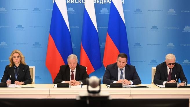 Подписание Генерального соглашения между общероссийскими объединениями профсоюзов и работодателей и Правительством на 2021-2023 годы