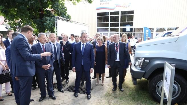 Посещение «Группы ГАЗ»