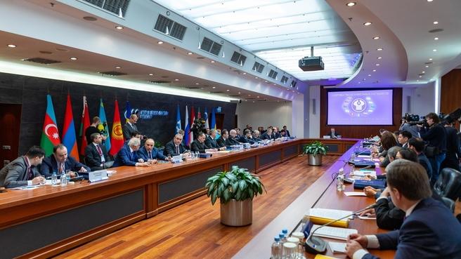 Международный экономический форум «СНГ: Цифровая экономика – платформа интеграции»