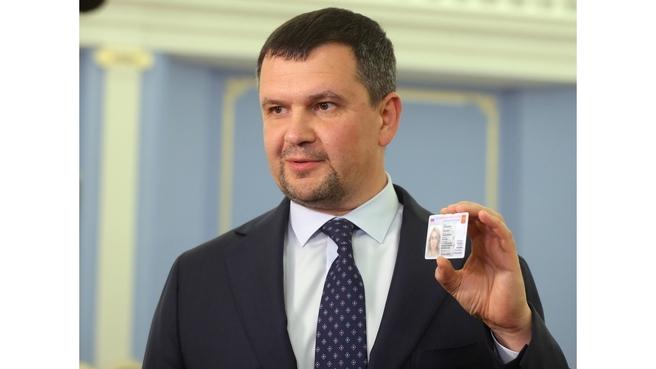 Брифинг Максима Акимова по завершении совещания о внедрении электронного удостоверения личности гражданина Российской Федерации