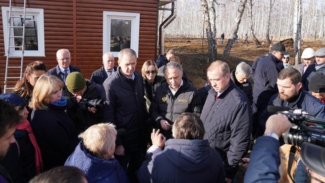 Рабочая поездка Виталия Мутко в Иркутскую область