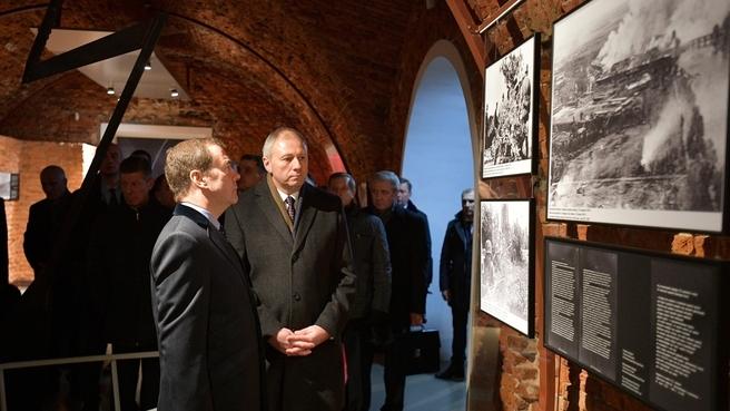 Посещение мемориального комплекса «Брестская крепость-герой». Осмотр экспозиции «Музей войны - территория мира»