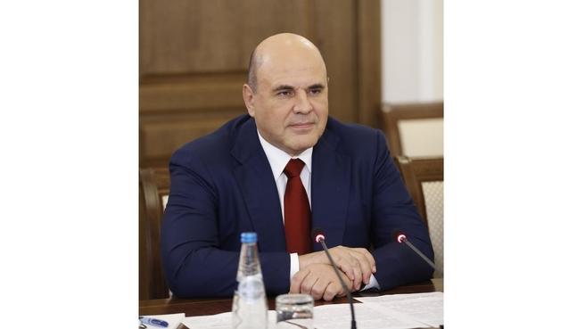 Mikhail Mishustin's meeting with Prime Minister of the Republic of Belarus Roman Golovchenko