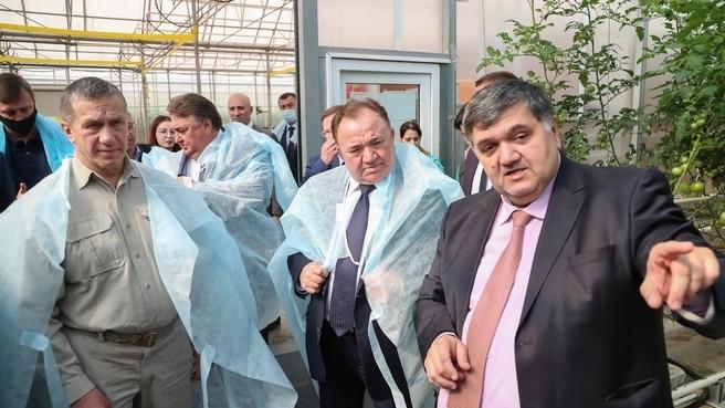 Юрий Трутнев совершил рабочую поездку в Республику Ингушетия