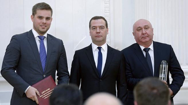 С представителями ОАО «Научно-исследовательский и проектный институт по переработке газа» (Краснодар)