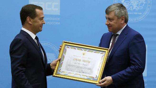 С Сергеем Токаревым, генеральным директором издательского дома «Русские Эмираты» (ОАЭ)