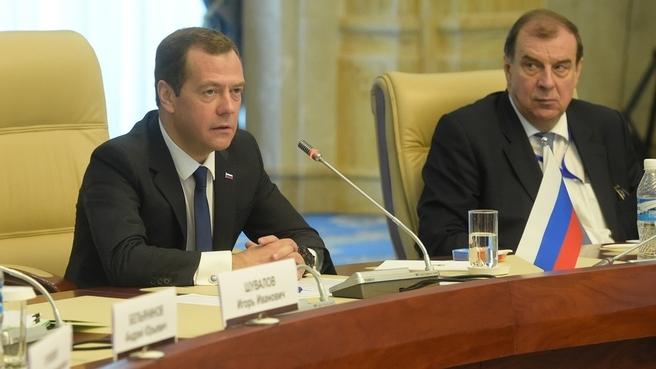 Российско-киргизские переговоры