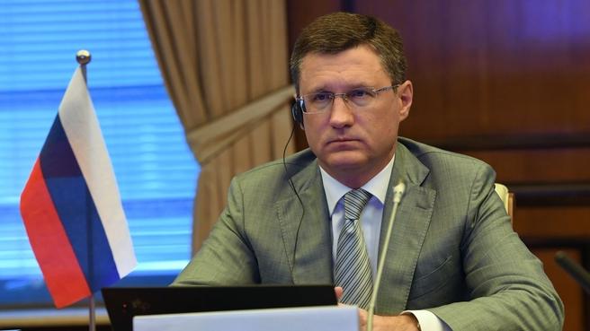 Александр Новак на  19-й министерской встрече стран ОПЕК и не-ОПЕК