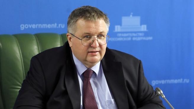 Алексей Оверчук провёл заседание Межправительственной комиссии по сотрудничеству между Российской Федерацией и Республикой Казахстан