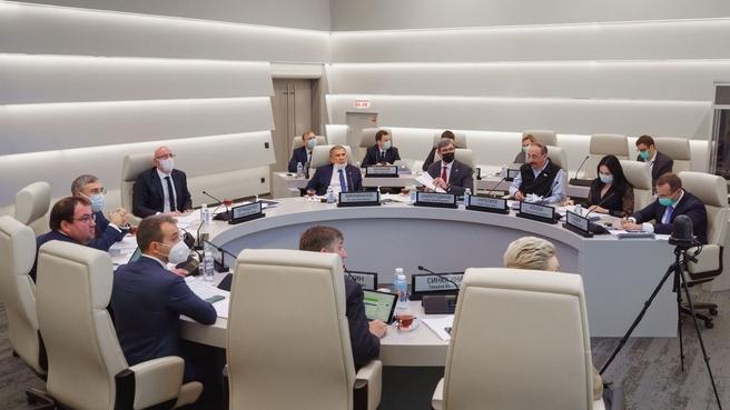 Заседание наблюдательного совета университета «Иннополис»
