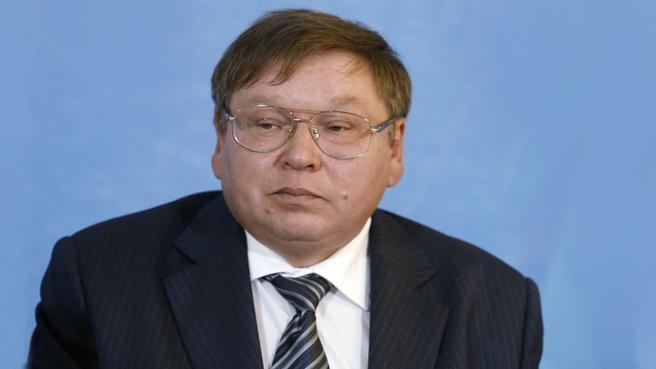 Выступление губернатора Ивановской области Павла Конькова