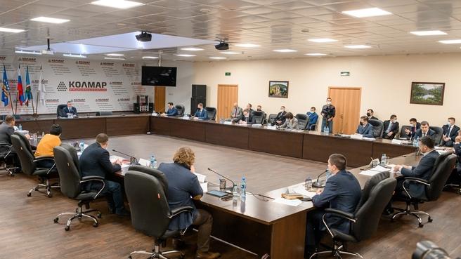 Юрий Трутнев посетил Республику Саха (Якутия)