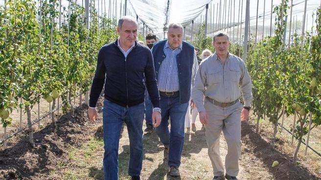 Рабочая поездка Юрия Трутнева в Карачаево-Черкесскую Республику