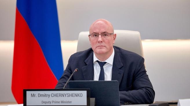 Дмитрий Чернышенко обсудил со своим вьетнамским коллегой Чинь Динь Зунгом вопросы развития сотрудничества между Россией и Вьетнамом