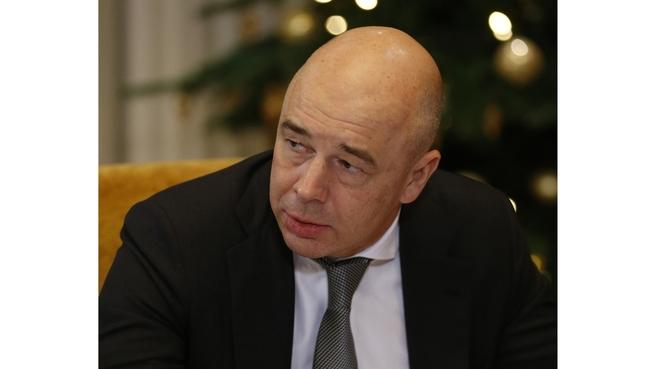 Доклад Антона Силуанова на заседании президиума Совета при Президенте России по стратегическому развитию и национальным проектам