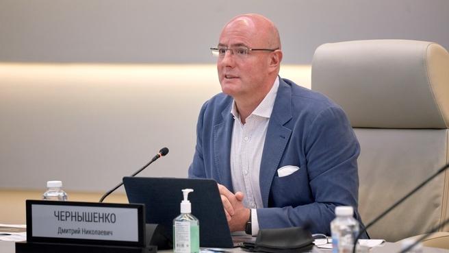 Дмитрий Чернышенко провёл рабочее совещание по вопросам развития отечественной микроэлектроники