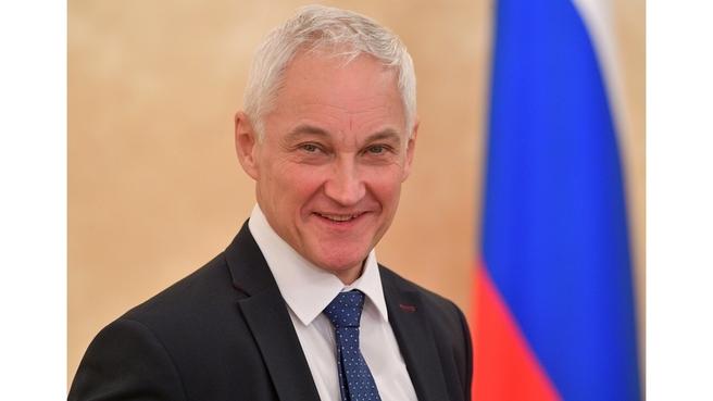 Первый заместитель Председателя Правительства Андрей Белоусов на совещании о приоритетных задачах в рамках Евразийской экономической интеграции
