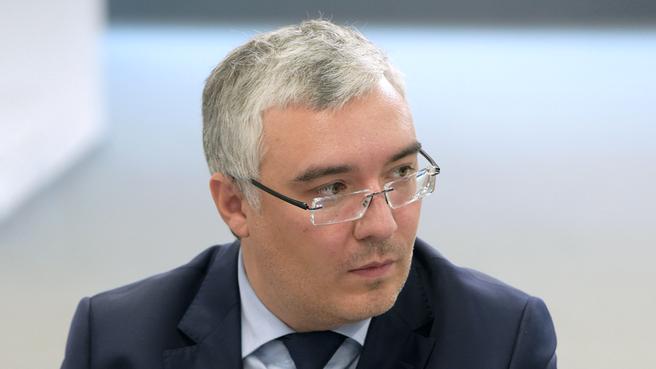 Дмитрий Песков на заседании президиума Совета при Президенте Российской Федерации по модернизации экономики и инновационному развитию России