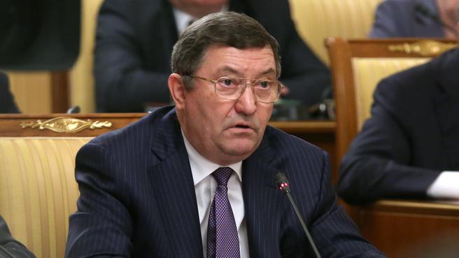 Сообщение главы администрации Тамбовской области Олега Бетина